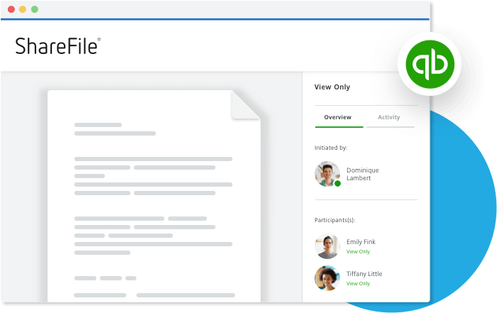 Secure File Sharing and Client Portal for Accountants